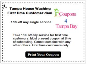 tampa house washing